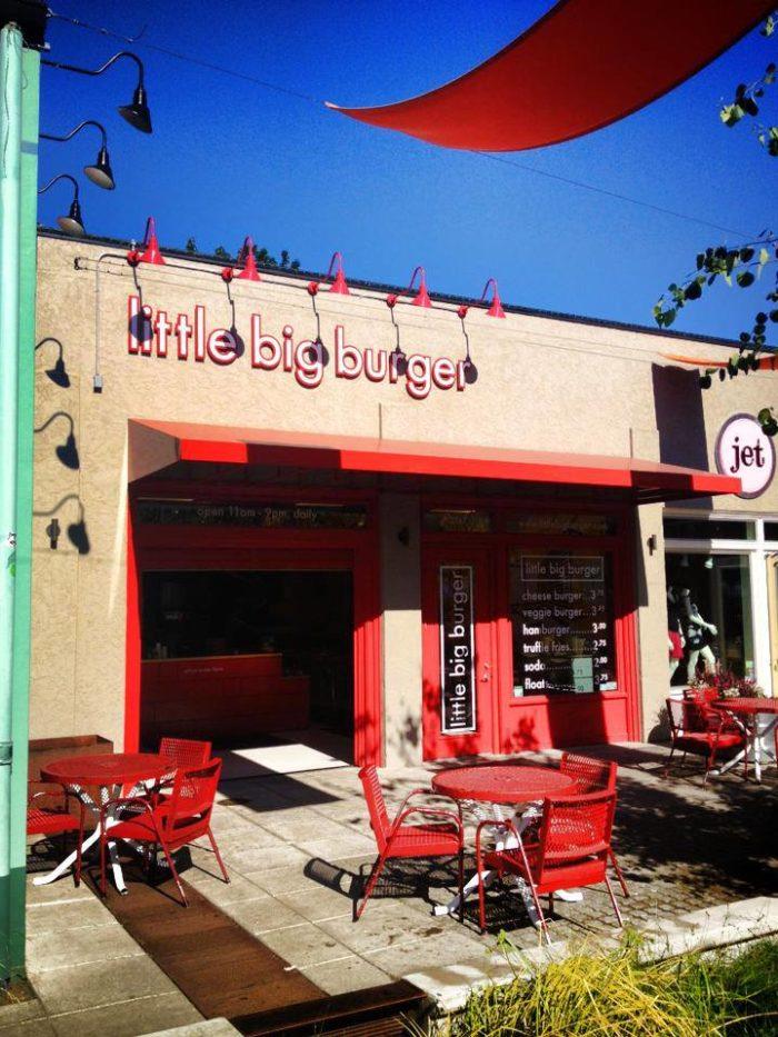 11. Little Big Burger - Multiple Locations