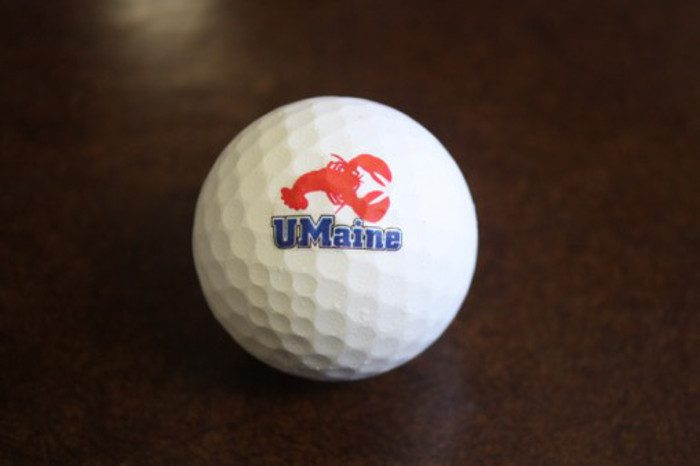2. A University of Maine professor created a golf ball made of lobster shells.