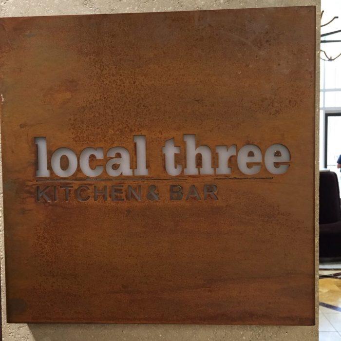 2. Local Three Kitchen & Bar—3290 Northside Pkwy, Ste 120, Atlanta, GA 30327