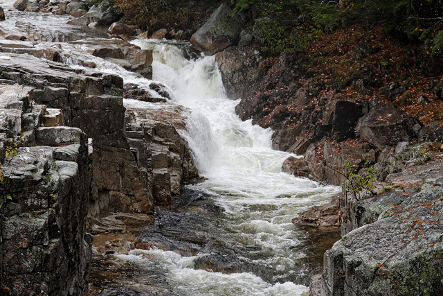 7. See the lovely lower falls in Albany.
