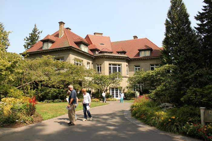 2. Lower McLeay Park to Pittock Mansion
