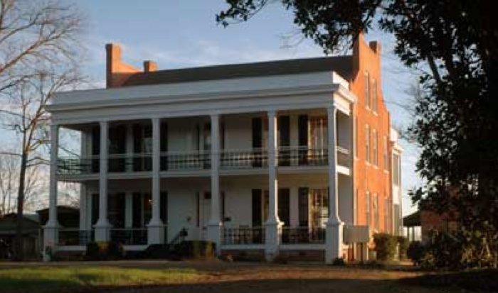 1. Loyd Hall Plantation, Cheneyville