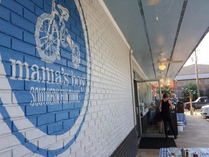 4. Mama's Boy Restaurant—197 Oak St, Athens, GA 30601
