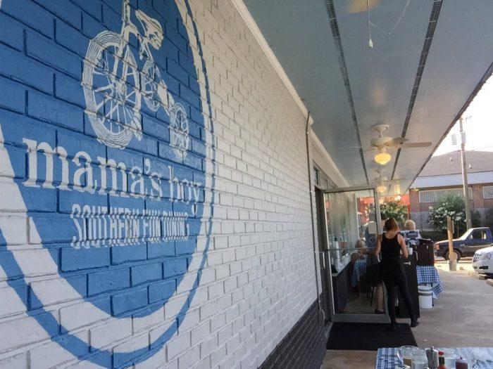 9. Mama's Boy Restaurant— 197 Oak St, Athens, GA 30601