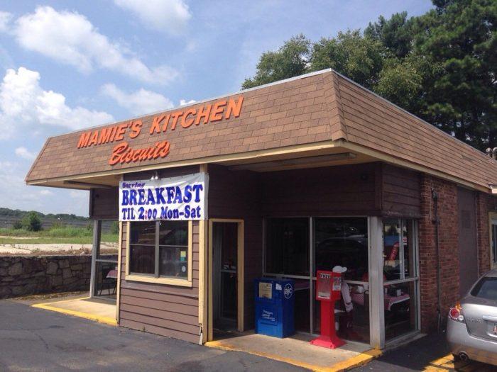6. Mamie's Kitchen Biscuits— 2821 Evans Mill Rd, Lithonia, GA 30058
