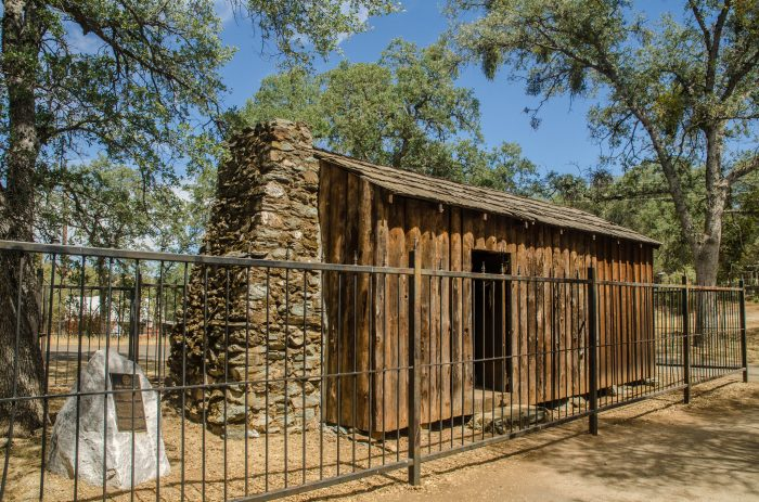 9. Mark Twain's Cabin