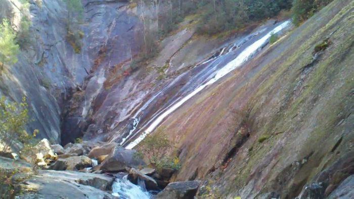 3. Harper Creek Falls