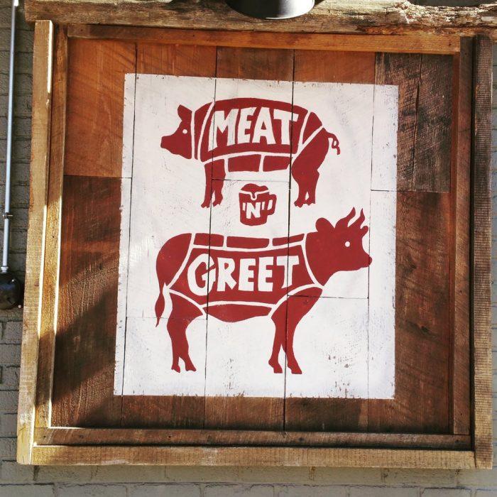 10. Meat 'n Greet—11 Jefferson St Newnan, GA 30263