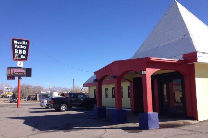 13. Mesilla Valley BBQ, 1340 E Lohman Avenue, Las Cruces