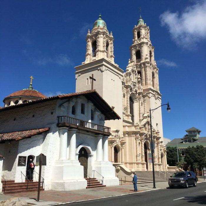 1. Mission Dolores