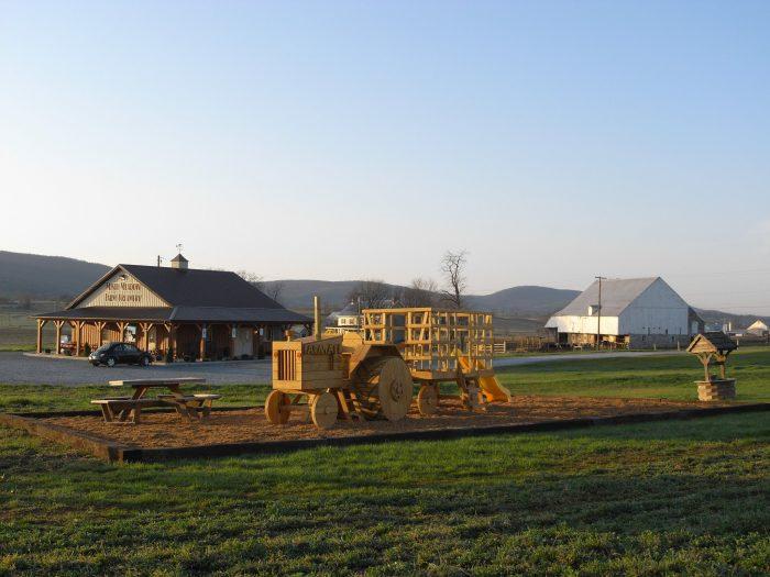 8. Misty Meadow Farm Creamery, Smithsburg
