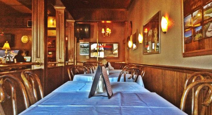 6. Montague's Restaurant (Greenwood) 115 Hampton Ave, Greenwood, SC 29646