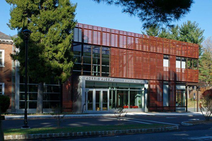 2. Morris Museum, Morristown