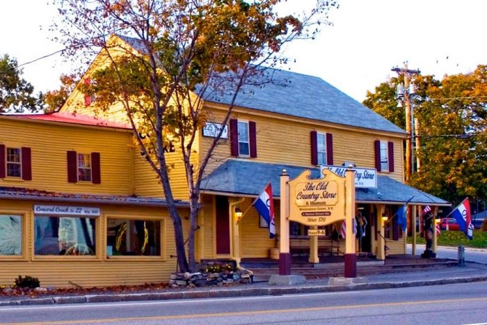 6. The Old Country Store and Museum, Moultonborough