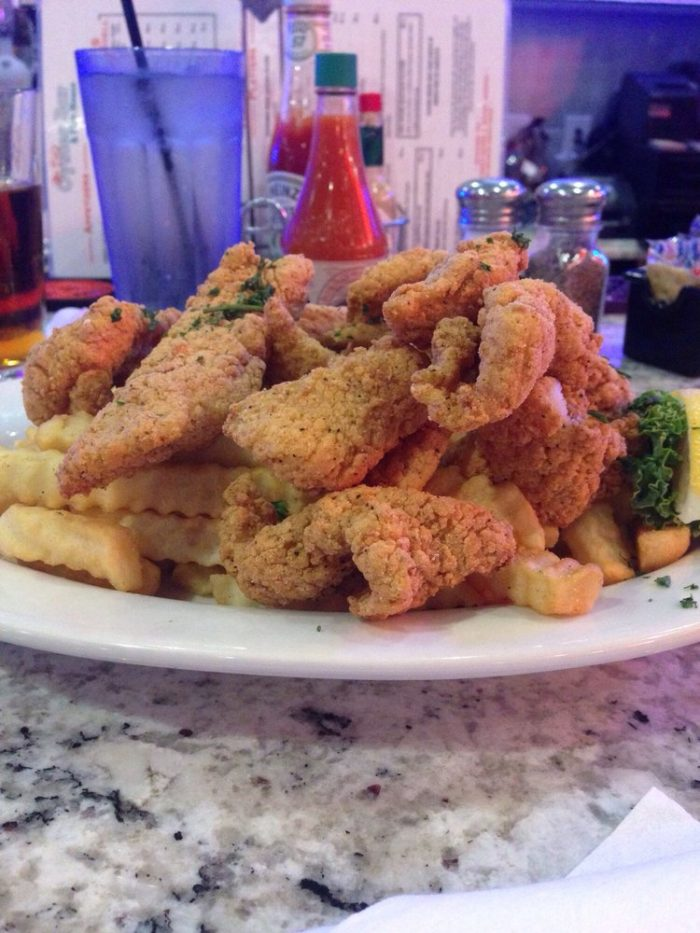 12) Mr. Ed's Oyster Bar & Fish House, 512 Bienville St.