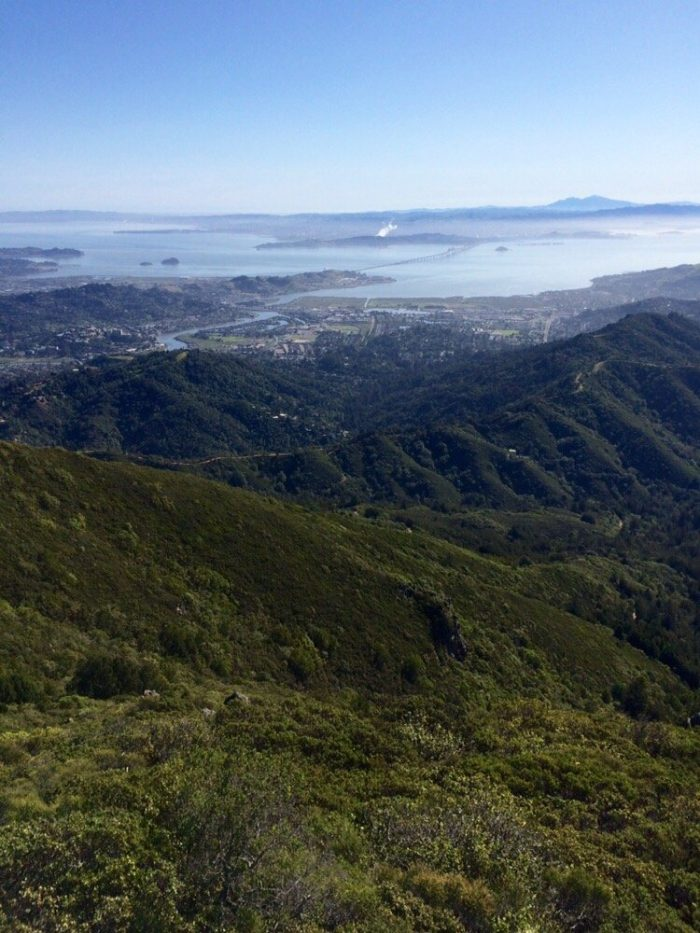 2. Mount Tamalpais is for the hiker and scenery junkie in all of us.