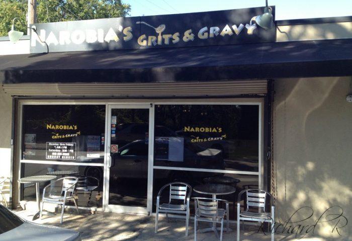 1. Narobia's Grits & Gravy— 2019 Habersham St, Savannah, GA 31401