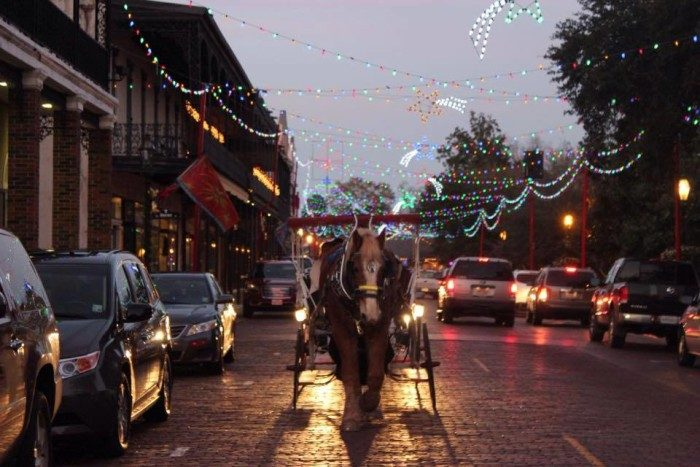 11. Louisiana: Natchitoches