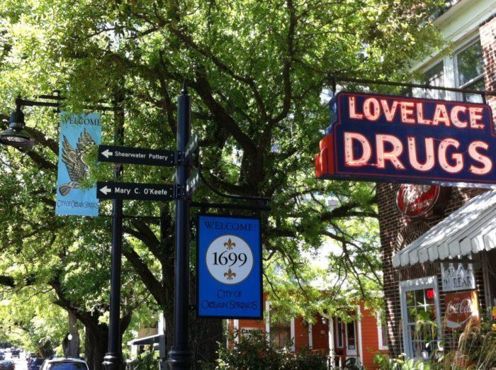 6. Find some bargains at the July Sidewalk Sale in Ocean Springs.