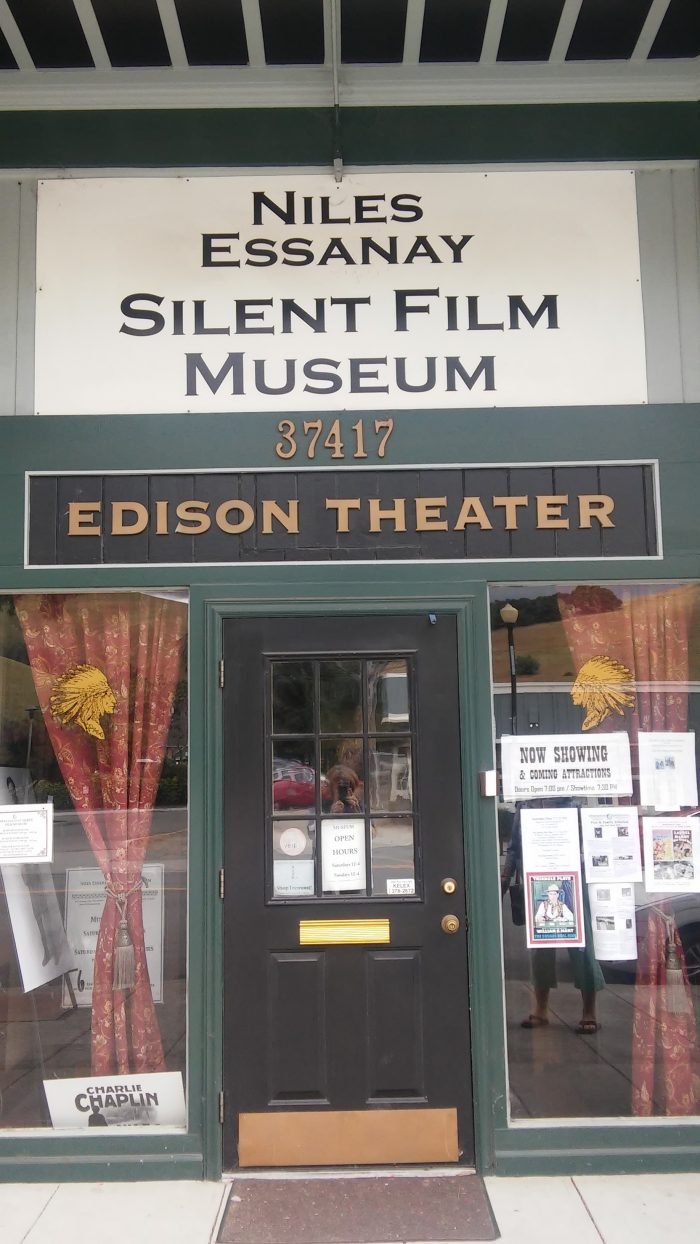 5. The Niles Essanay Silent Film Museum