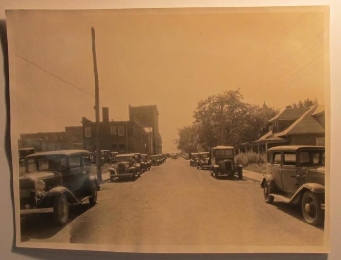 4. Downtown Beckley, 1933