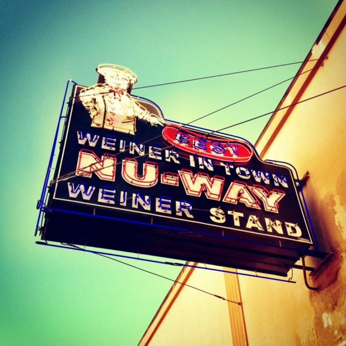 5. Nu-Way Weiners, Macon