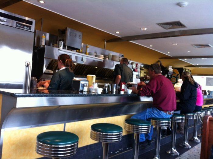 13. Blanchard's 101 Diner, Worcester