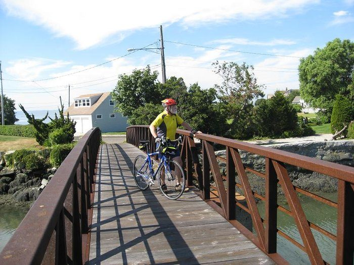 8. Take the Connecticut Shoreline Bike & Boat Tour for a day of sights.