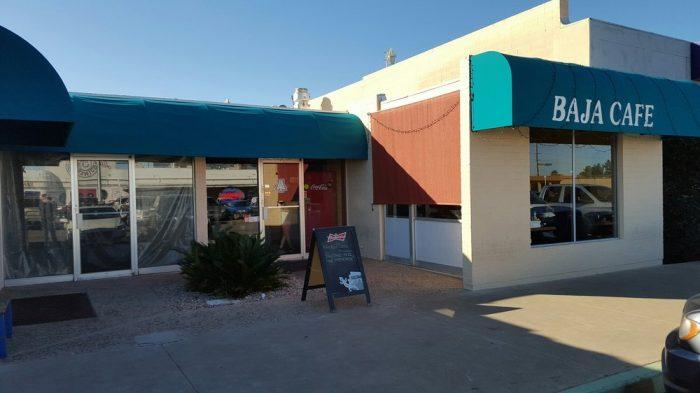 6. Baja Cafe, Tucson