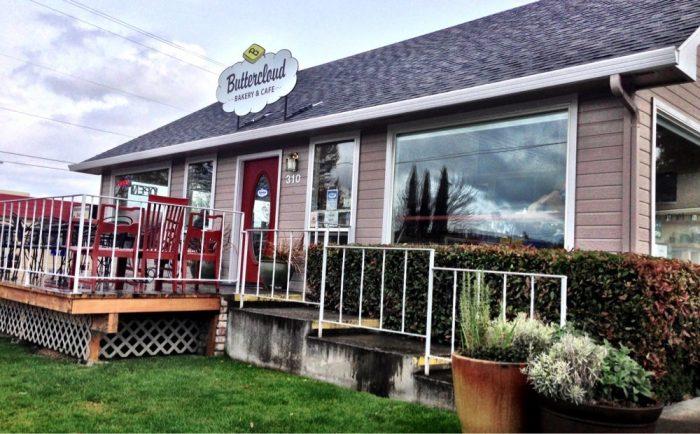3. Buttercloud Bakery, Medford