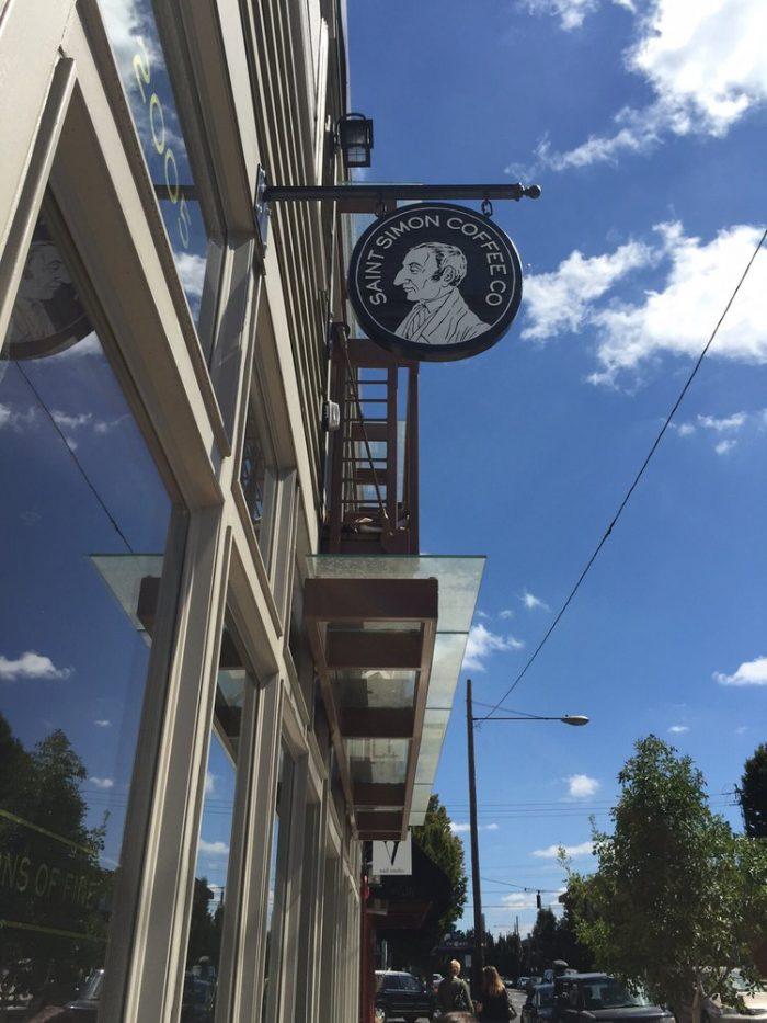 11. Saint Simon Coffee Co. - NE Portland