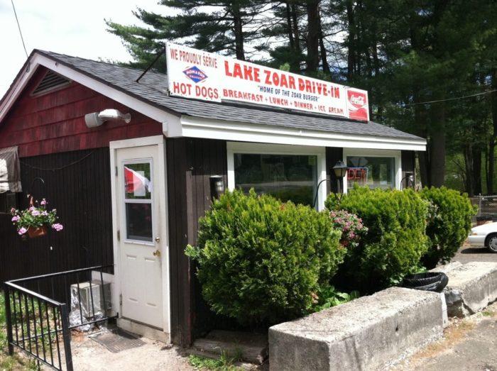 7. Lake Zoar Drive-In (Stevenson)