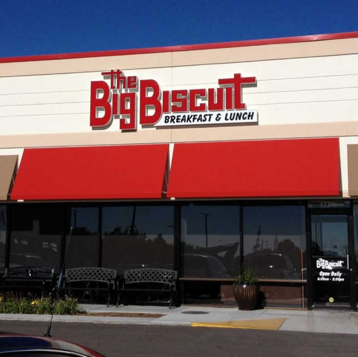 9. Big Biscuit (Shawnee)