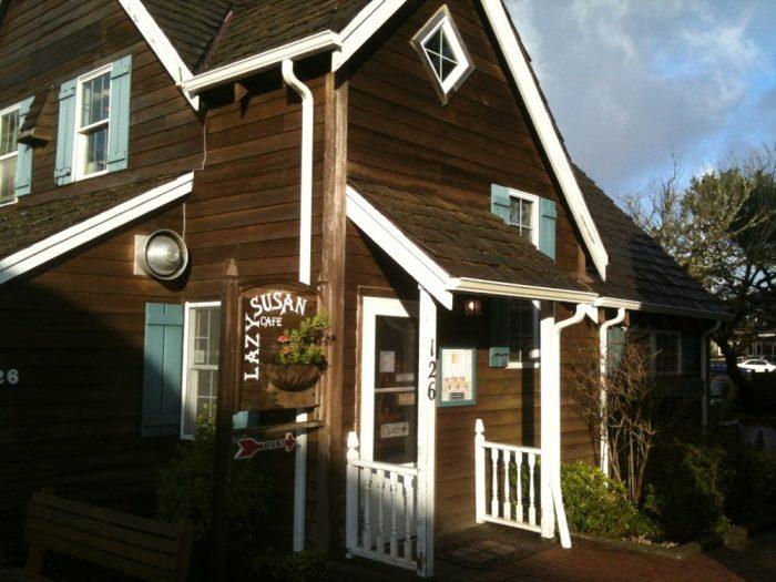 12. Lazy Susan Cafe, Cannon Beach