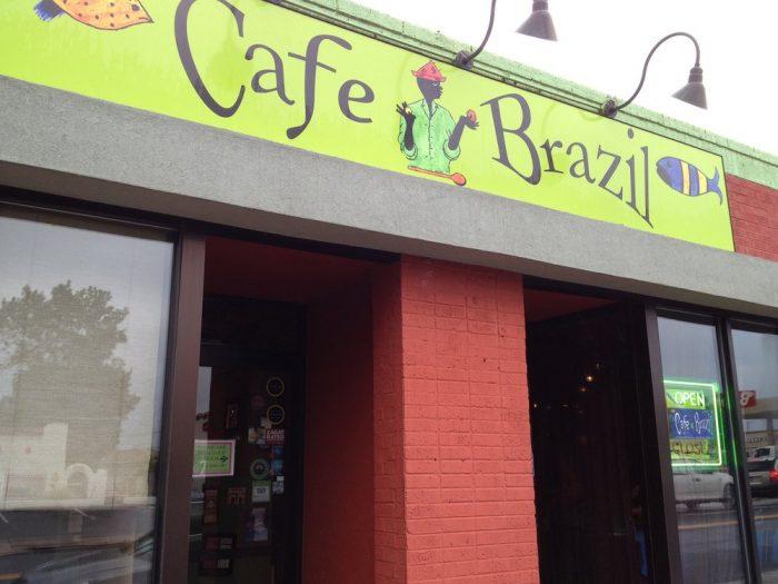 7. Cafe Brazil