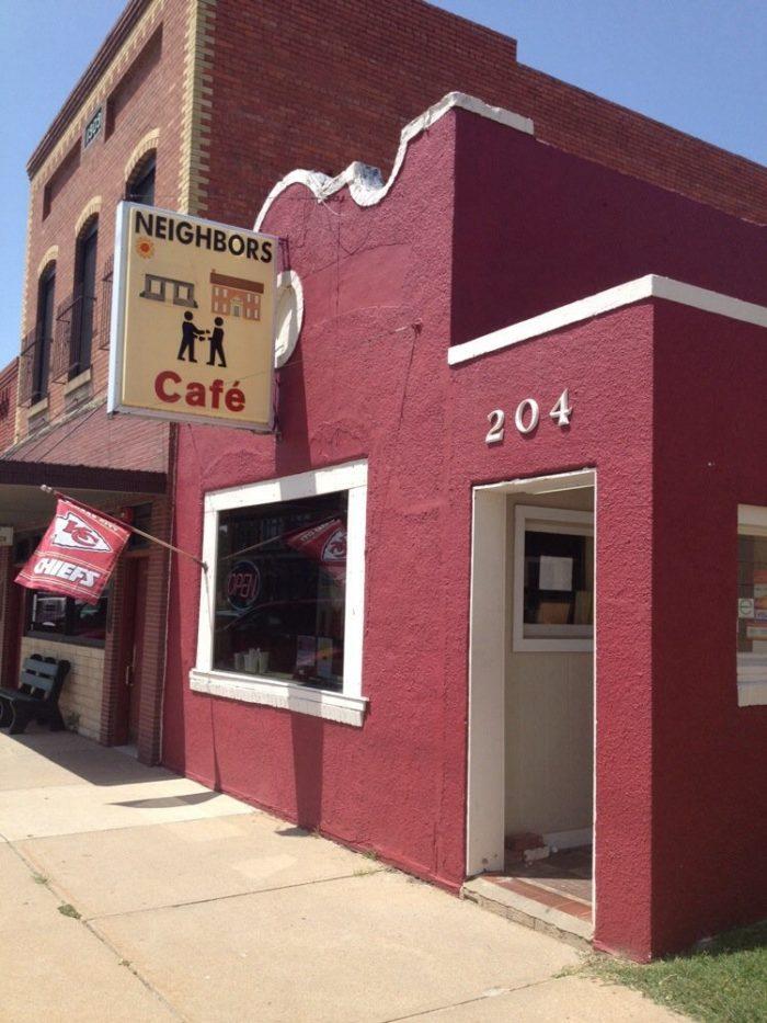 11. Neighbors Cafe (McPherson)