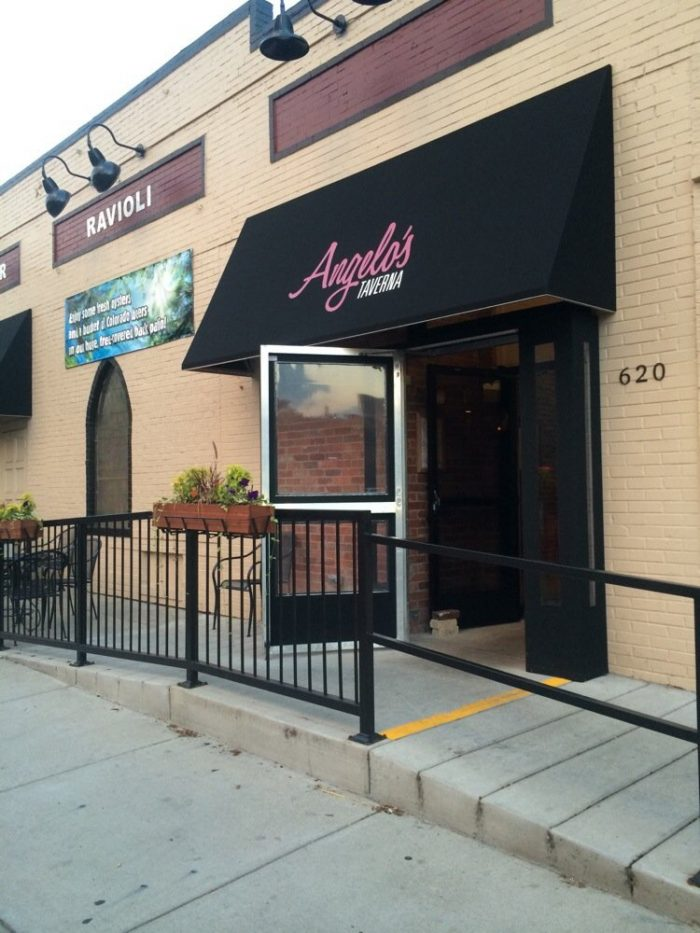 10. Angelo's Taverna