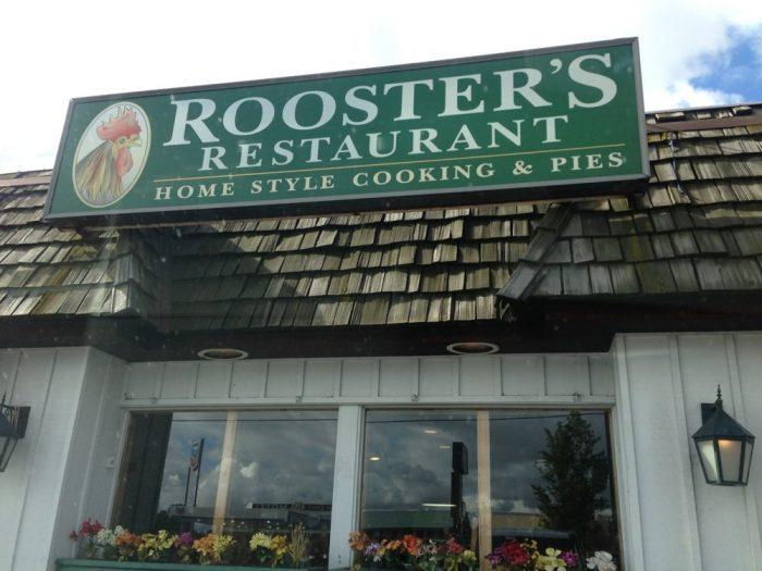 2. Rooster's, Medford