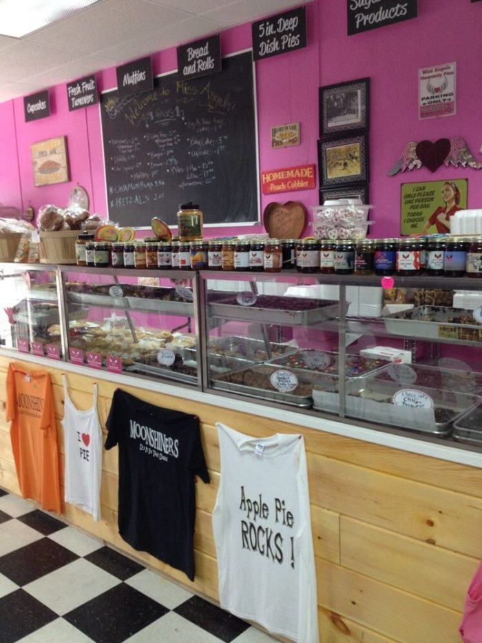 3. Miss Angels Heavenly Pies, Mount Airy