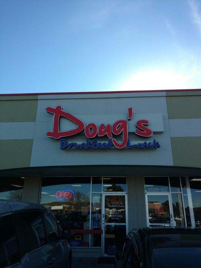 10. Doug's (Colorado Springs)