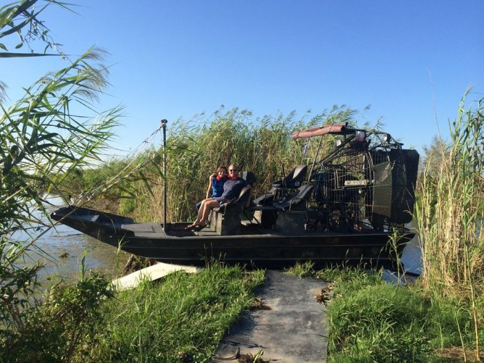 2) Airboat Tours By Arthur Matherne, 4262 Hwy 90 E, Des Allemands