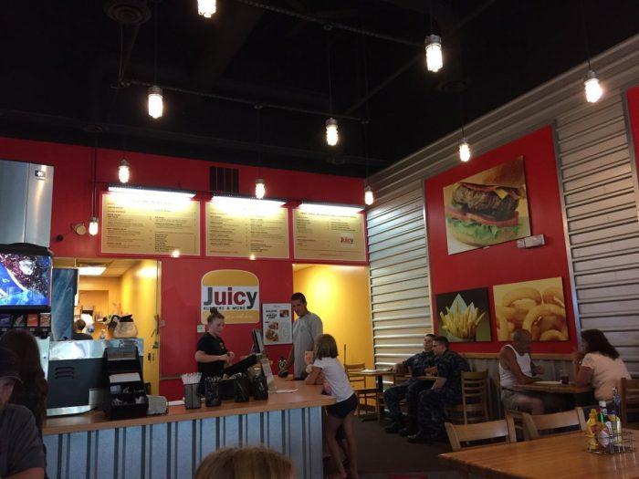 13. Juicy Burger, Ballston Spa & Guilderland