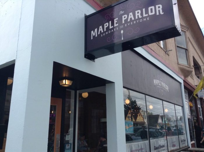 9. The Maple Parlor