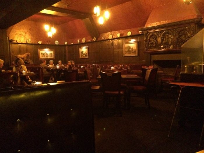 5. Red Fox Steakhouse and Piano Bar in San Diego