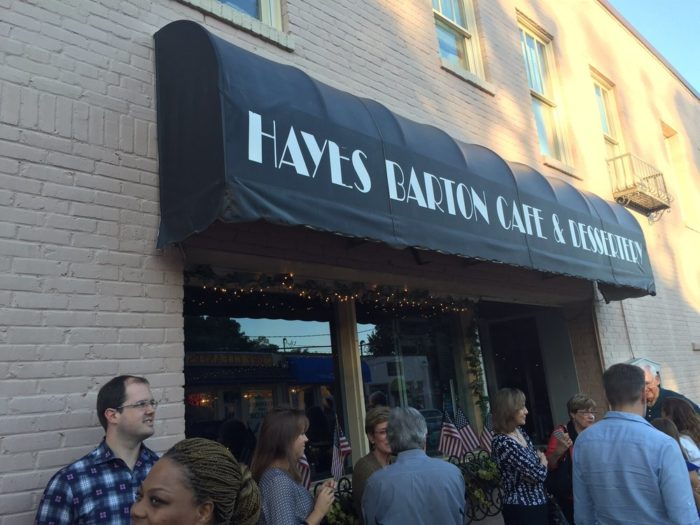 4. Hayes Barton Cafe & Dessertery, Raleigh