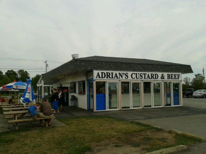 5. Adrian's Custard & Beef, Grand Island