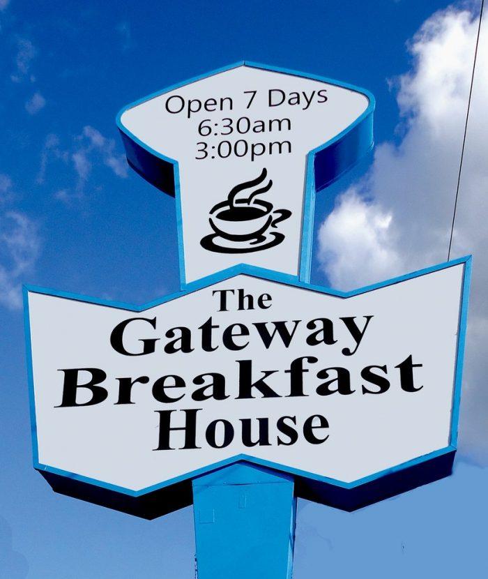 12. The Gateway Breakfast House, Portland