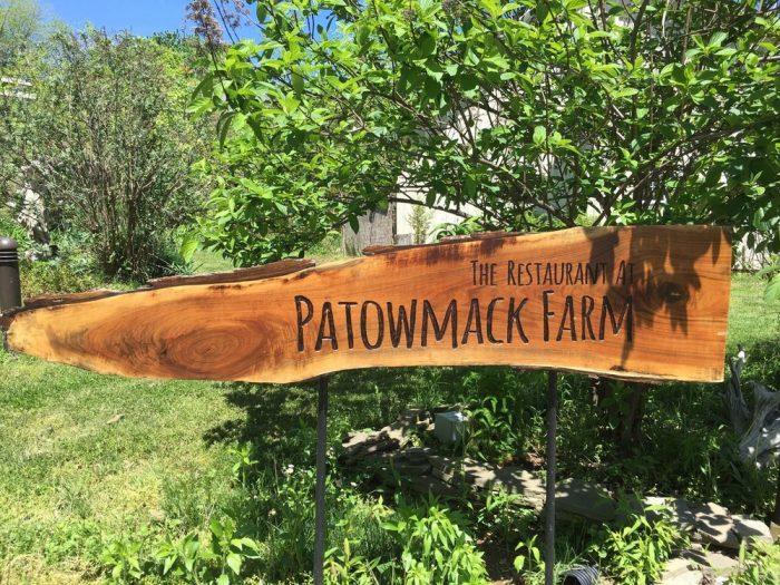 7. The Restaurant at Patowmack Farm (Lovettsville)