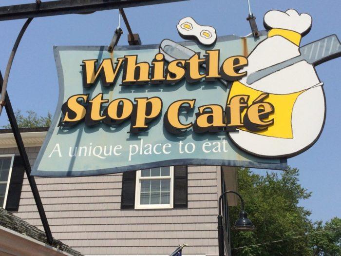 12. Whistle Stop Café (Deep River)