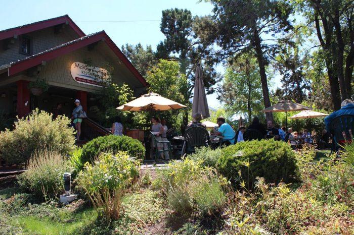 13.  McKay Cottage Restaurant, Bend